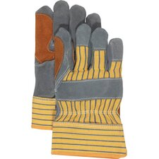Double Leather Palm Gloves