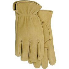 Unlined Premium Grain Deerskin Driver Gloves