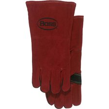 Split Leather Welder's Gloves