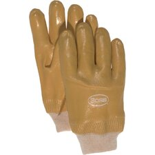 Large Jersey Lined PVC Gloves