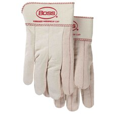 Flame Retardant Double Palm Glove