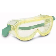 Panagoggle™ Indirect Vent Goggles With Amber Ultraviolet Frame And Amber Lens