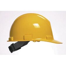 Series Yellow Safety Cap With 4-Point Ratchet Suspension