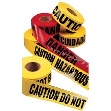 Barricade Tapes - caution safety tape hazard keep away