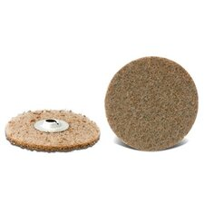 "Cgw Abrasives - Quick Change Discs 2"" T/O Medium Non Wovenquick Change Disc: 421-59611 - 2"" t/o medium non wovenquick change disc"