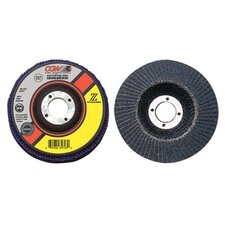 Flap Discs, Z-Stainless, Regular - 4-1/2x7/8 zs-36 t29 regstainless flap disc (Set of 10)