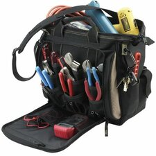 "Soft Side Tool Bags - 13"" multi-compartment tool carrier"