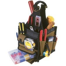 <strong>CLC Custom Leather Craft</strong> Soft Side Tool Carriers - 23-pocket electrical &aintenance