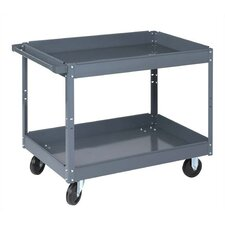<strong>Wesco Manufacturing</strong> Steel Service Cart
