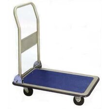 Deluxe Folding Handle Platform Dolly