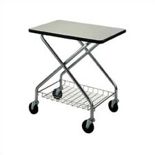 <strong>Wesco Manufacturing</strong> Foldaway Table Top Cart