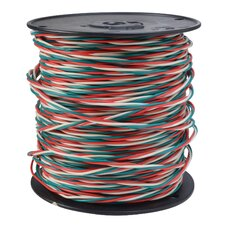 "6000"" Solid Twisted Bell Wire"