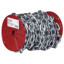 "System 3 Proof Coil Chains - 1/4"" bk system 3-proof coil chain"