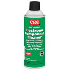 Electronic Component Cleaners - 16-oz. aerosol electronic component cleaner
