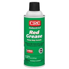 Red Grease - 16-oz. aerosol red grease heavy duty formula
