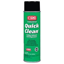 <strong>Crc</strong> Quick Clean™ Safety Solvents and Degreasers - 20oz quick clean