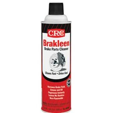 Brakleen® Brake Parts Cleaners - 20oz brakleen cleaner