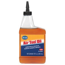 Air Tool Oils - 15-oz. air tool oil