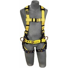 Delta No-Tangle™ Harnesses - large construction veststyle harness