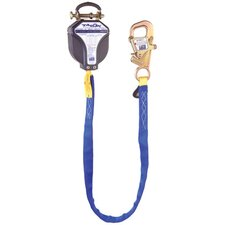 "6"" Tie-Back Talon® Self Retracting Lifeline With Single Leg"