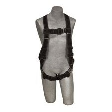 Delta™ II Vest Style Nomex®/Kevlar® Harness With Back D-Ring, Pass Thru Buckle Leg Straps And Loops For Belt