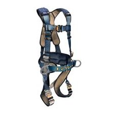 ExoFit XP™ Harness With Quick Connect Back And Side D-Rings And Blet And Hip Pads