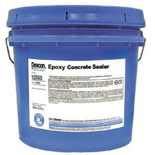 Epoxy Concrete Sealers - 25lb epoxy sealer 100 seal protects fl