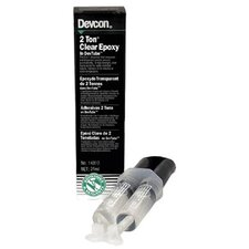 2 Ton® Clear Epoxy - 1-oz dev-tube 2-tonclear epoxy