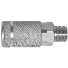 <strong>Dixon Valve</strong> Air Chief ARO Speed Quick Connect Fittings - 3/8 npt male quick connect coupler