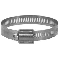 HSS Series Worm Gear Clamps - all stainless wormgear c