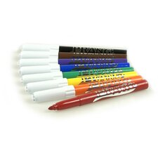 <strong>Dixon Ticonderoga Company</strong> Washable Markers (8 Pack)
