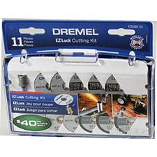 <strong>Dremel</strong> Cut-Off Wheel 11Pc Set W/Case Kit