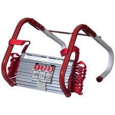 <strong>Kidde Fire and Safety</strong> 25' Emergency Escape Ladder 468094