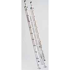 <strong>Werner</strong> Aluminum Extension Ladder D1524-2