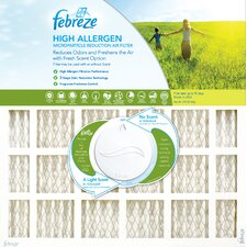 <strong>DuPont</strong> Febreze High Allergen Electrostatic Air Filter