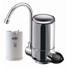 Side Sink Countertop Faucet Filter System