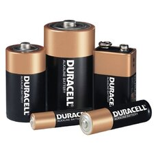 Duracell - Duracell Alkaline Batteries 6.0 Volt Alkaline Battery: 243-Px28Abpk - 6.0 volt alkaline battery (Set of 6)