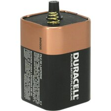 6 Volt Alkaline Coppertop Lantern Battery
