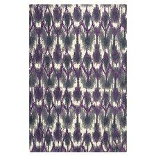 Allure Horizon Grey/Purple Area Rug