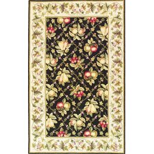 Colonial Summer Fruits Novelty Rug