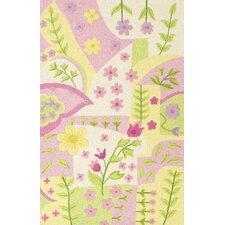 Kidding Around Princess Dreams Kids Rug