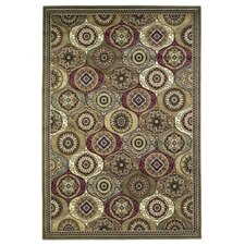 Cambridge Multi Mosaic Panel Rug