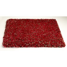 Bliss Red Heather Rug