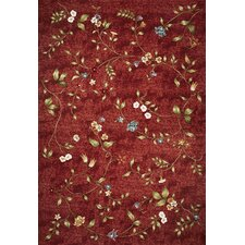 Horizon Red Indoor/Outdoor Rug