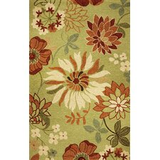 Meridian Pistachio Bella Indoor/Outdoor Rug