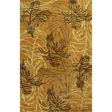 <strong>KAS Oriental Rugs</strong> Chanteuse Fields of Gold Rug
