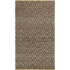 Izteca Mocha Diamonds Rug