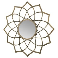 <strong>Passport Furniture</strong> Sunburst Mirror