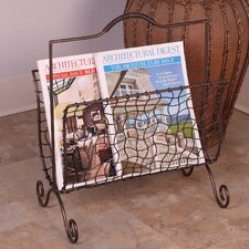 <strong>Passport Furniture</strong> Magazine Rack