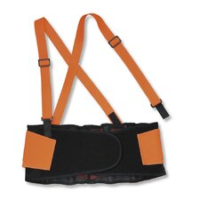 ProFlex 100 Economy Hi-Vis Back Support in Orange